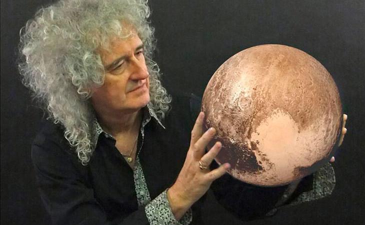 Ascolta New Horizons: il nuovo singolo di Brian May