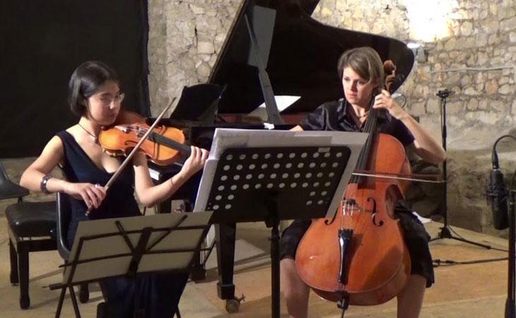 Milano: il 19 Gennaio musiche dal secondo Novecento a oggi per pianoforte e violino.
