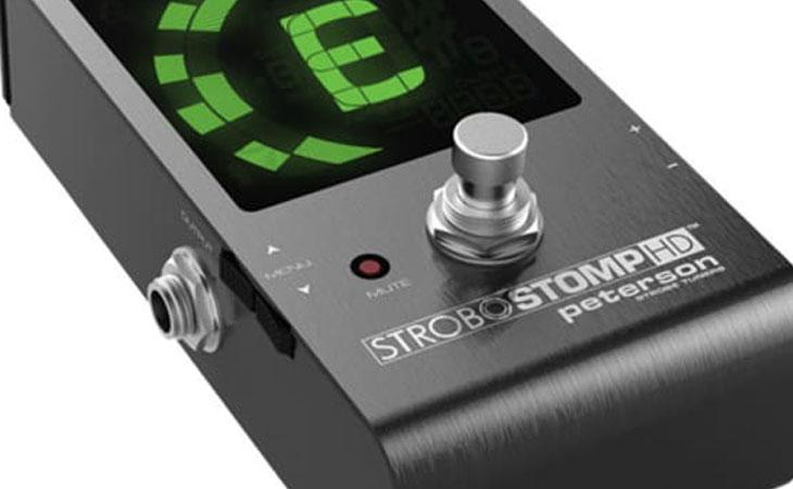 Lo StroboStomp Peterson diventa HD