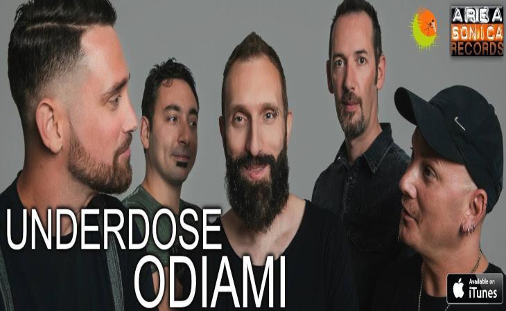 """Underdose, release del nuovo album """"Odiami"""""""