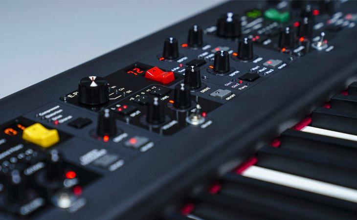Namm 2019: Yamaha CP Stage Piano