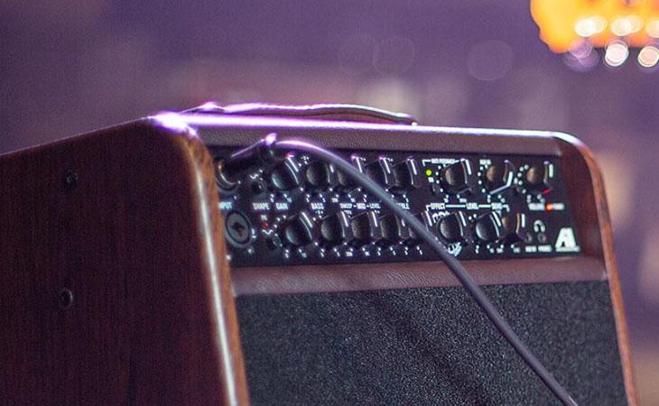 Laney rinnova gli ampli A Series per acustica