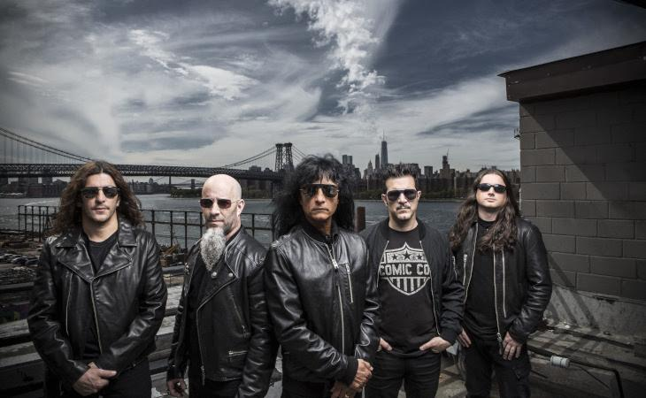 Anthrax, il 4 agosto al Metal For Emergency