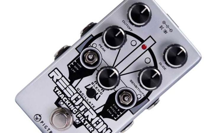 Pigtronix Resotron: synth a sei corde