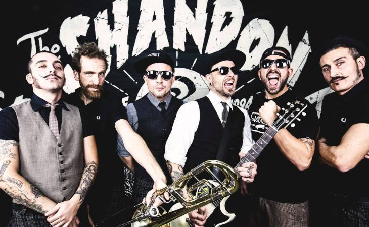 Shandon live il 22 marzo al Live Music Club