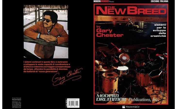 The New Breed: 39 sistemi per il batterista perfetto