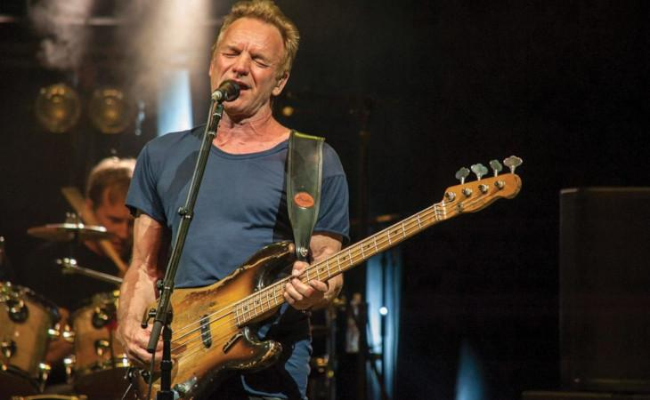"""Sting """"My songs"""" esce il 24 maggio"""