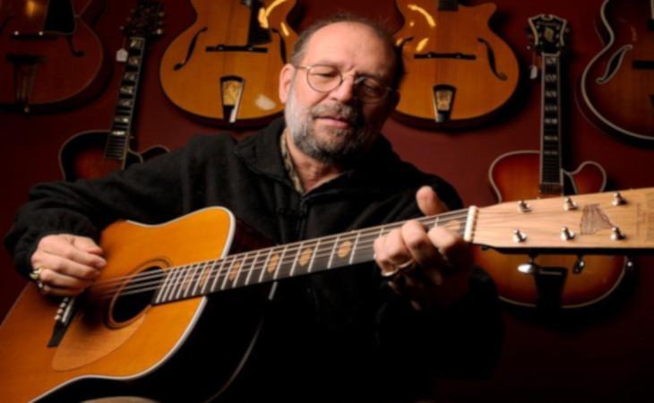 George Gruhn sul mercato delle chitarre di oggi e di ieri