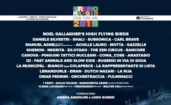 Concerto del Primo Maggio a Roma, tutte le informazioni