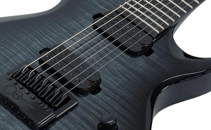 Nuovo shape single-cut da Solar Guitars