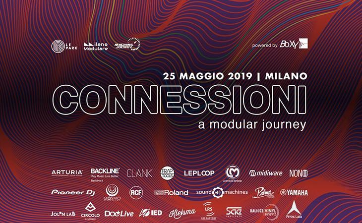 Connessioni, il mondo modulare a Milano