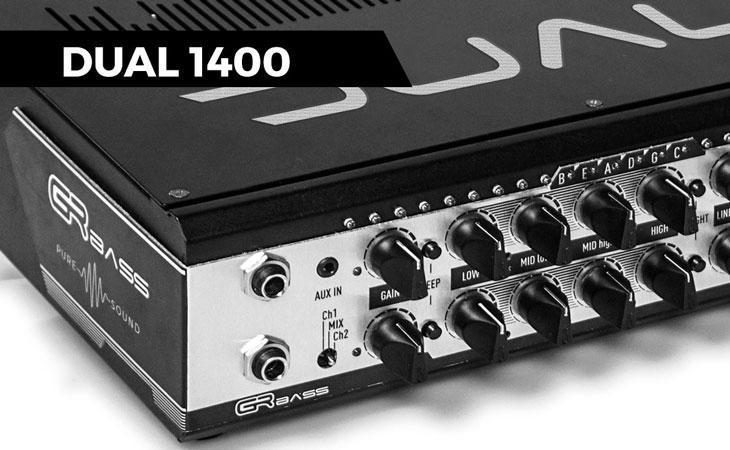 GR BASS Dual 1400