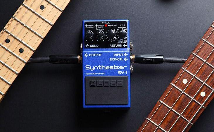 Boss SY-1: il synth polifonico si fa stompbox