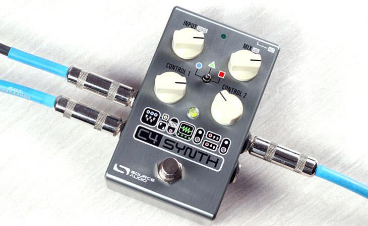 C4 Synth: synth modulari per chitarristi