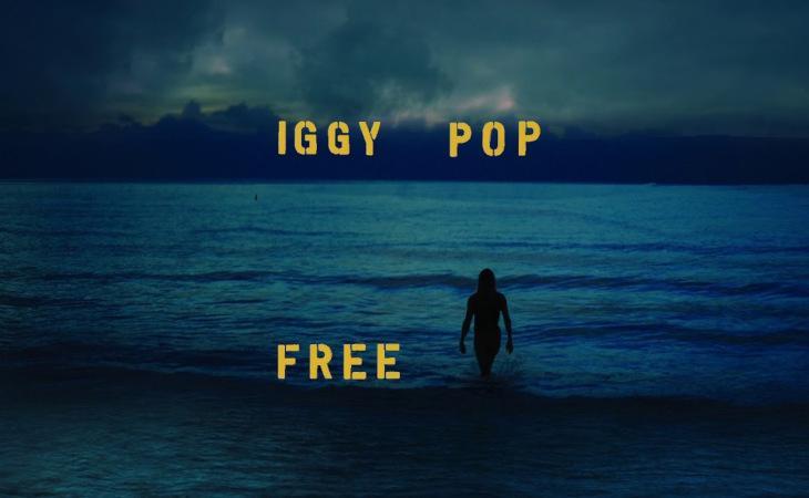 Iggy Pop è tornato con il singolo Free che anticipa il nuovo album