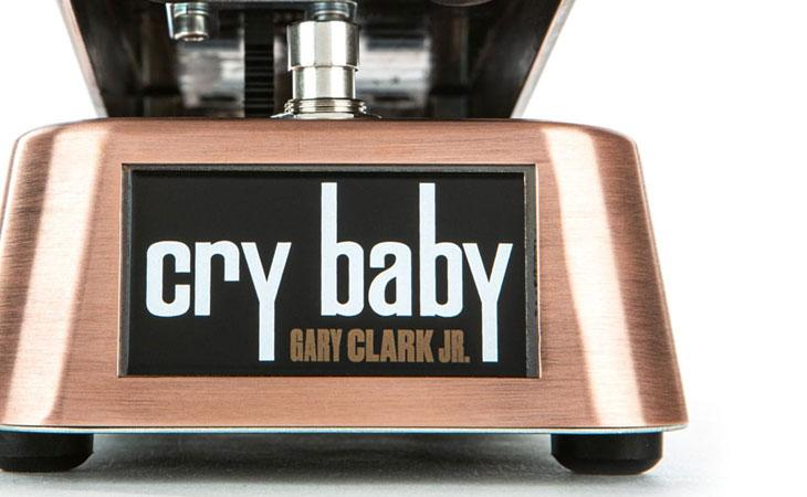 Voce nuova per il Cry Baby con Gary Clark Jr
