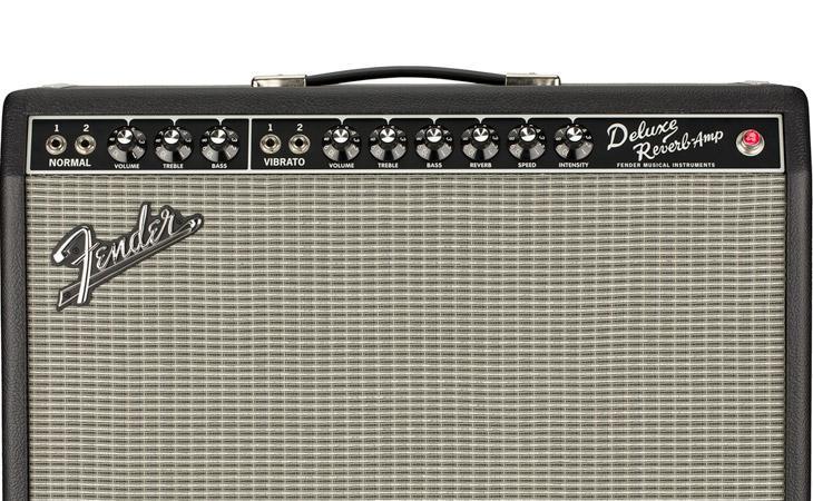 Fender testa il Tone Master: Deluxe Reverb digitalizzato