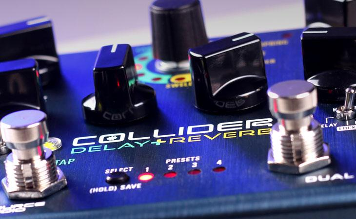 Collider: doppi ambienti programmabili da Source Audio
