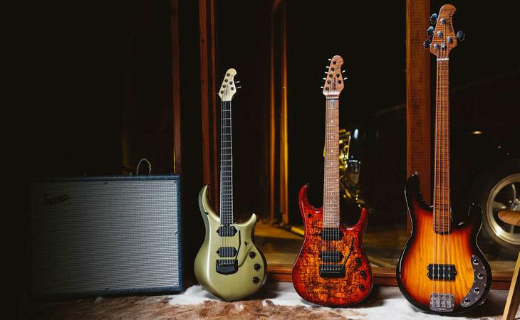 Music Man svela la BFR October Collection