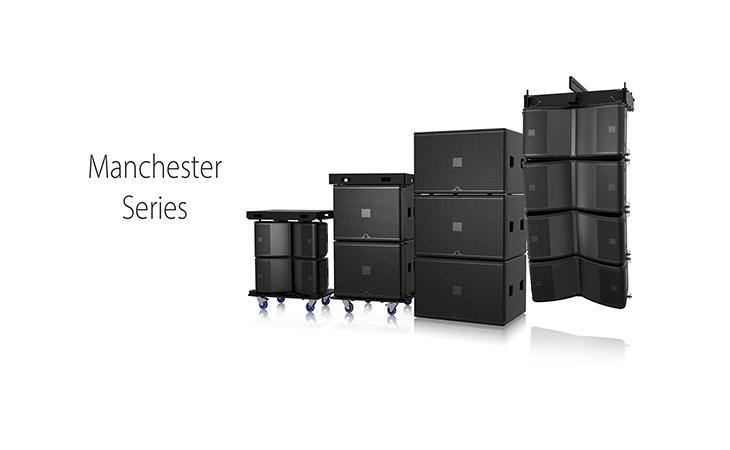 Turbosound Manchester Line Array