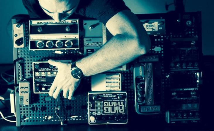 Beyond The Sound: laboratorio di suono e creatività