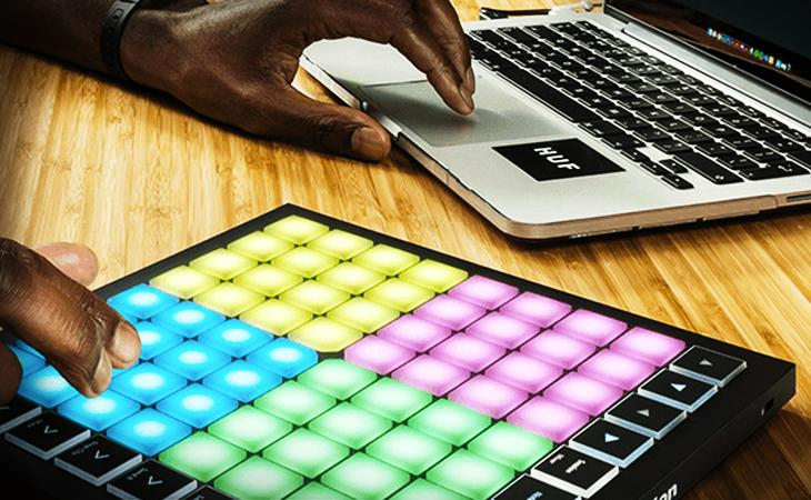Novation Launchpad X e Launchpad Mini MK3