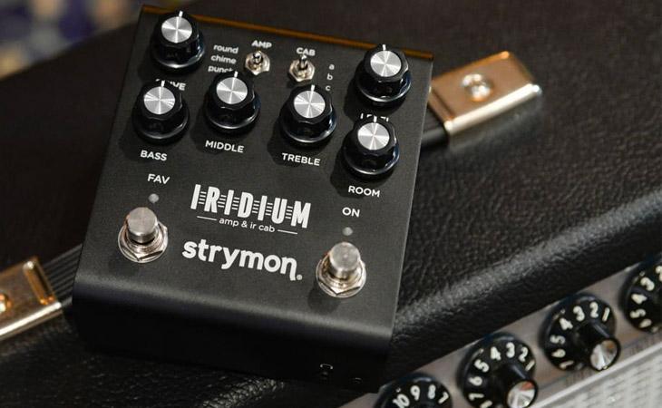 Iridium: Strymon sfida l'amp modeling con IR