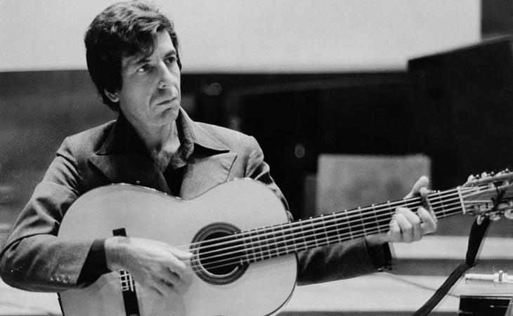 Happens to the Heart primo singolo ufficiale tratto dall'album postumo di Leonard Cohen