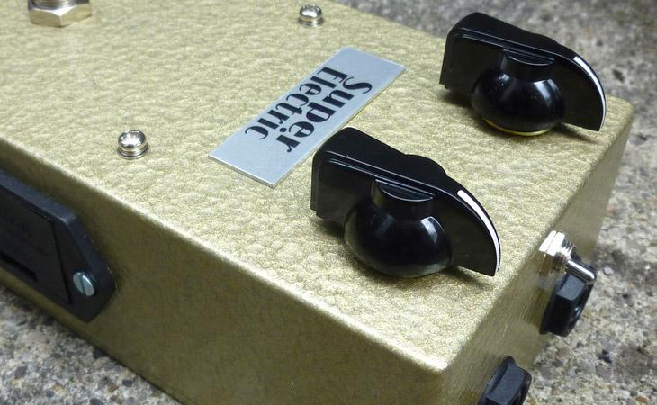 Super Electric Fuzz Tone: fuzz artigianale di qualità