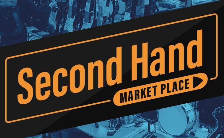 Second Hand: come funziona lo spazio privati a SHG Music Show Milano 2019