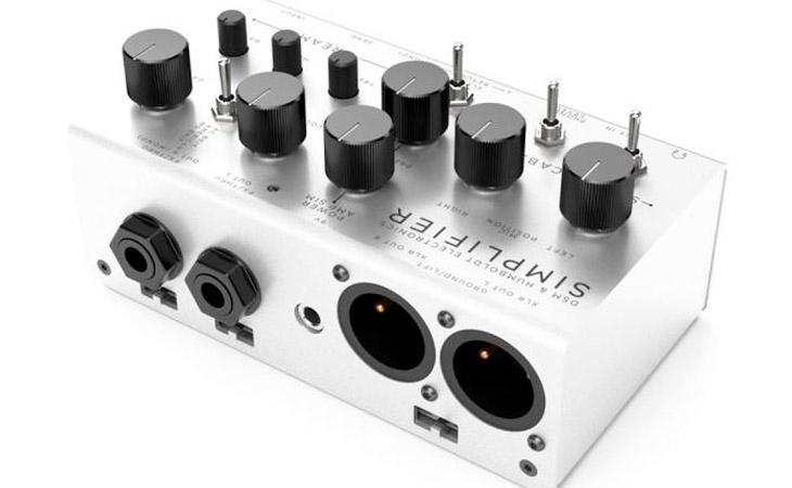 Simplifier: l'amplificatore a 0 watt