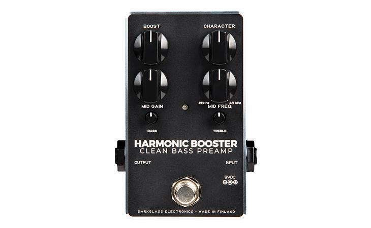 Darkglass svela il nuovo Harmonic Booster 2.0