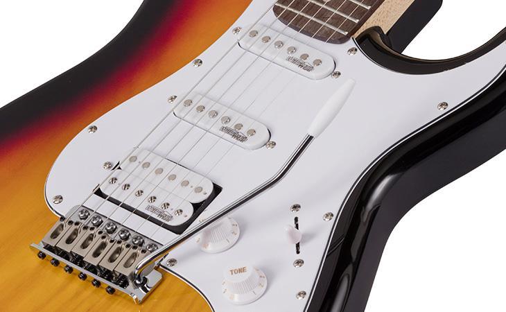 Scegliere la prima chitarra elettrica