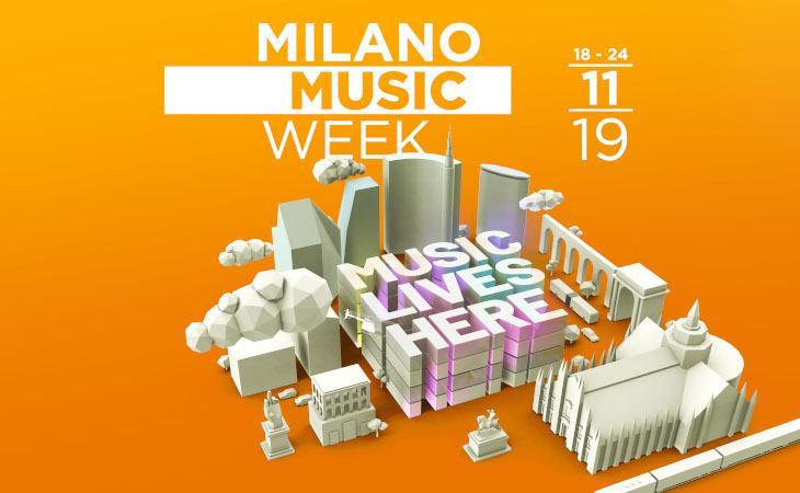 Milano Music Week: il programma di martedì 19 novembre