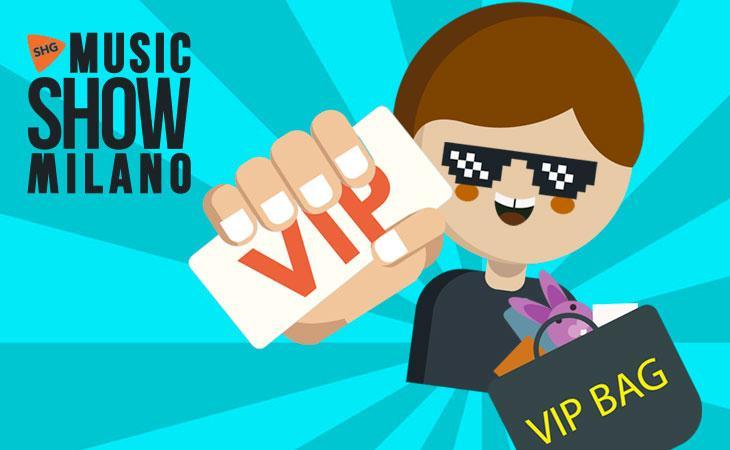 Cosa c'è nel mio Pass VIP?