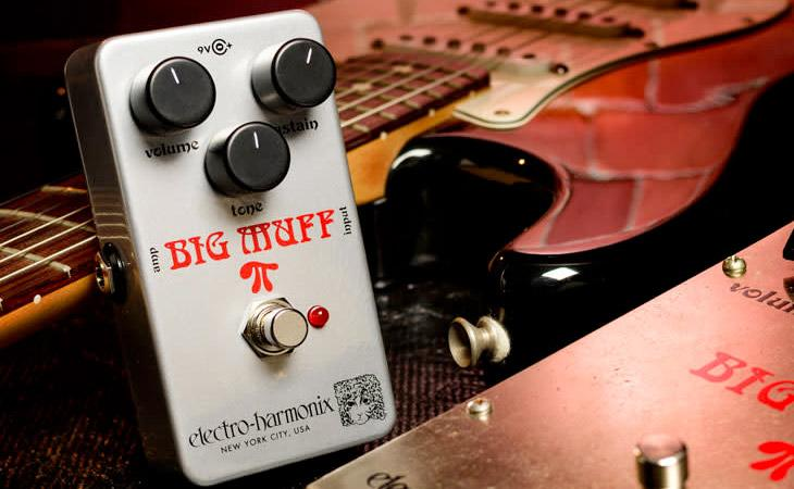 Il Big Muff Ram's Head diventa mini