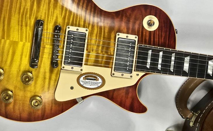 Gibson Custom Shop: la rivoluzione di Tom e Sergio