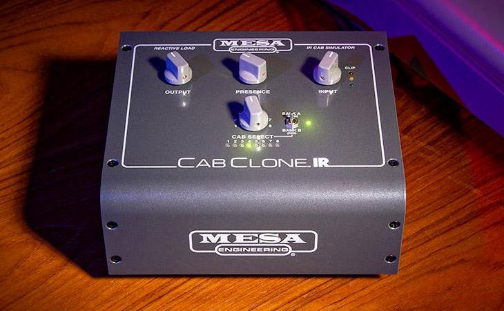 CabClone: il simulatore di cabinet Mesa Boogie prende gli IR