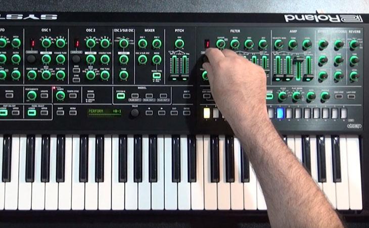 Sound design passo-passo con il System 8