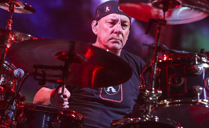 Addio a Neil Peart batterista dei Rush