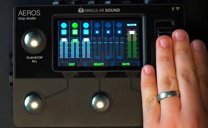 Aeros Loop Studio e MIDI Maestro mostrati al Namm 2020