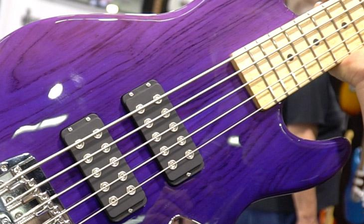 David Brown racconta il G&L Custom Shop al Namm 2020