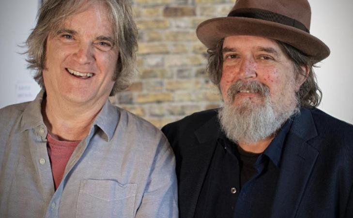 Peter Case e Sid Griffin in Italia a marzo