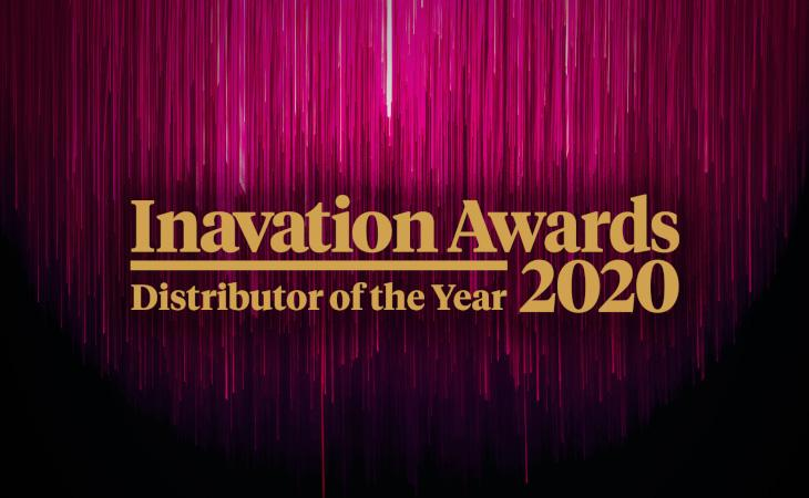 InAVation Awards: Prase è Best Distributor of the Year 2020