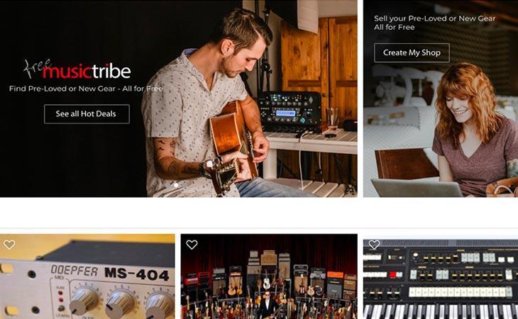 Behringer lancia la sua piattaforma web di compravendita