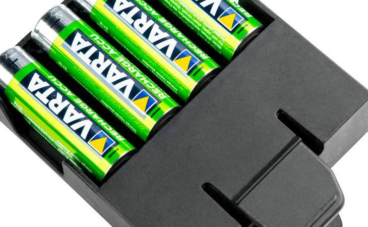 Palmer BC400: batterie sempre al massimo sul palco