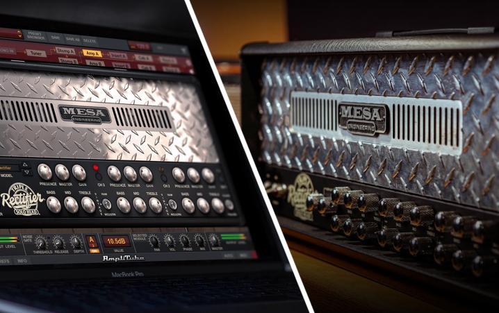 Free MESA/Boogie Amp plugin per i nuovi utenti AmpliTube Custom Shop