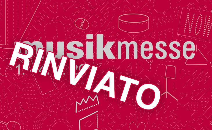 Musikmesse rinviato per Covid-19