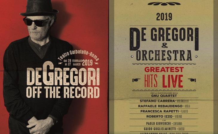 Francesco De Gregori: i dettagli sulle date del tour annullate e posticipate