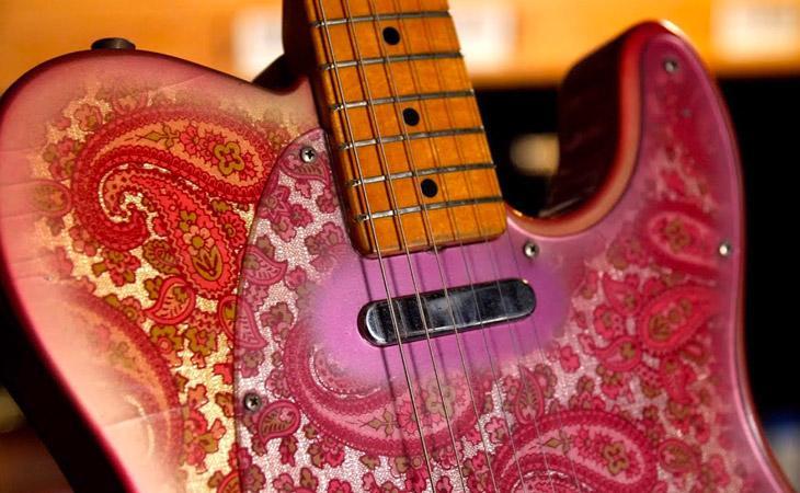 Telecaster: la chitarra che rovescia